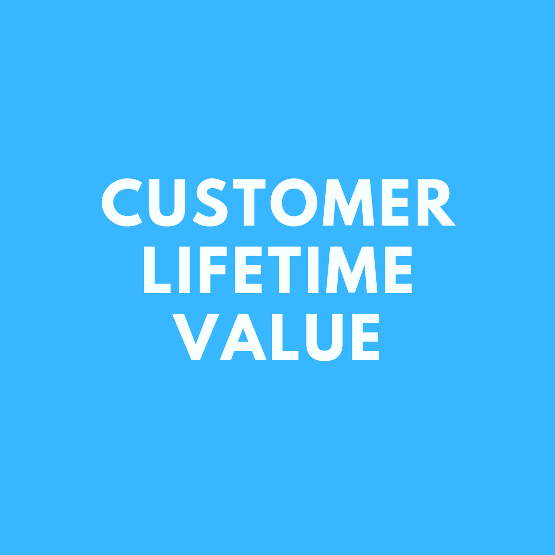Understand your customer lifetime value. The customer lifetime value is the amount of money they spend in your business.