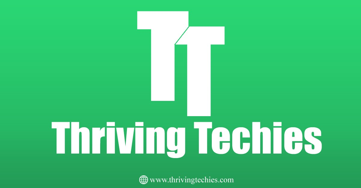 Logo of Thriving Techies