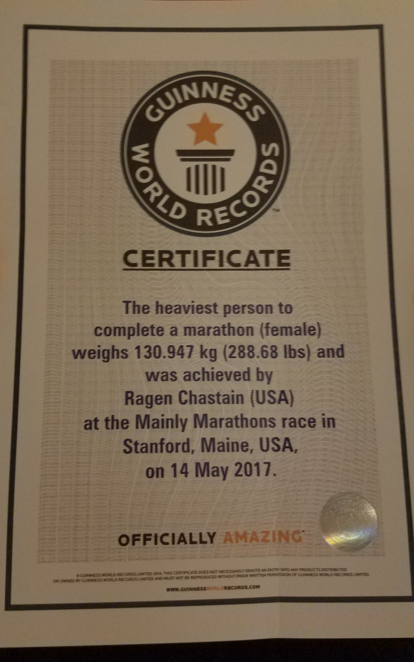 guinness book of world records categories