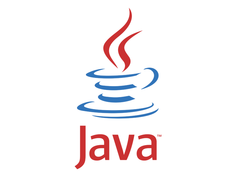 the Java logo