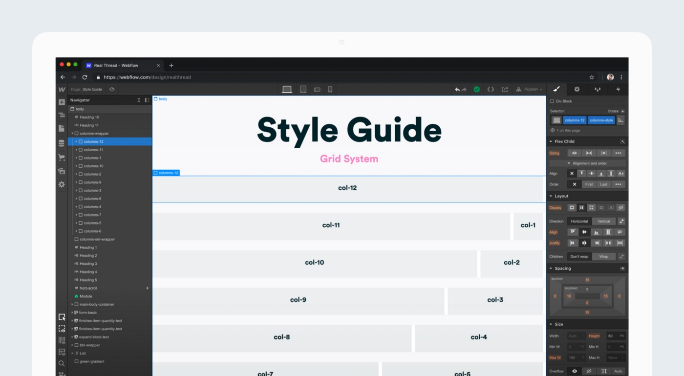 Looking Outside of WordPress — Our Webflow Experience