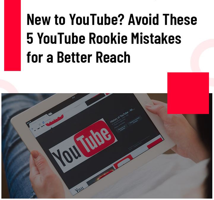 mistakes to avoid while vlogging in 2021