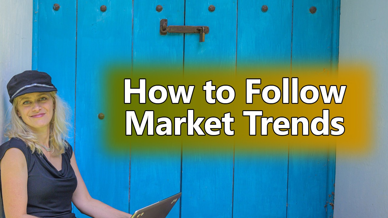 How to follow Market Trends   Day Trading