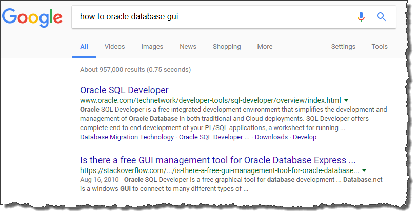 I Installed Oracle SQL Developer, Now What? - Oracle Developers - Medium