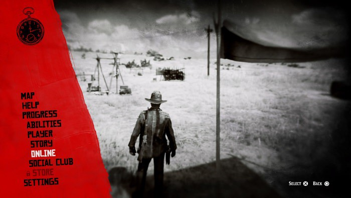 The good, the bad and the ugly UX of Red Dead Redemption 2