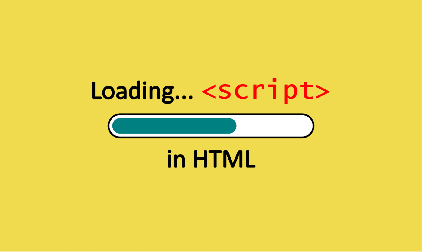 Loading the JavaScript into your HTML page