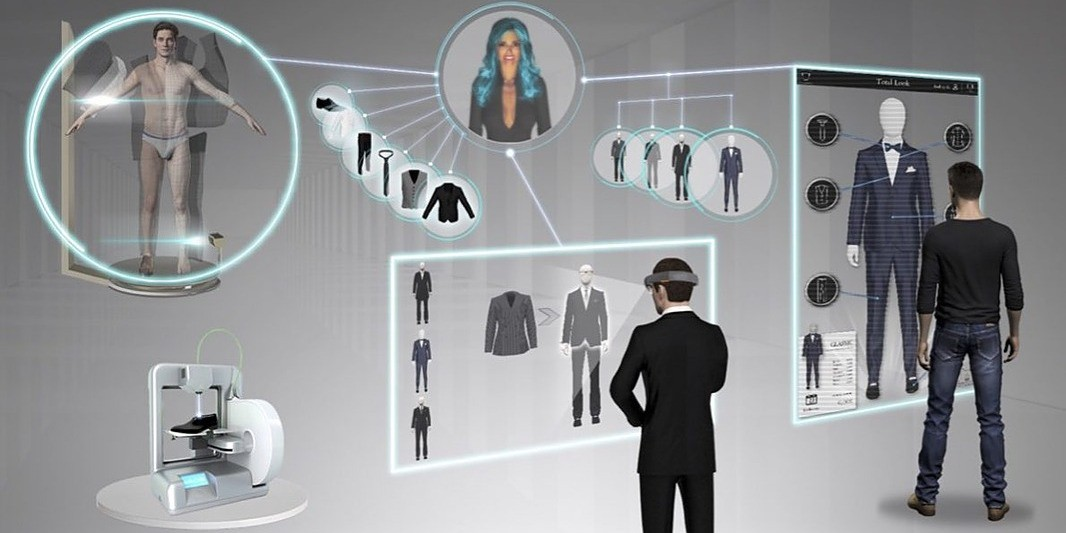 Blockchain technology in Fashion Industry