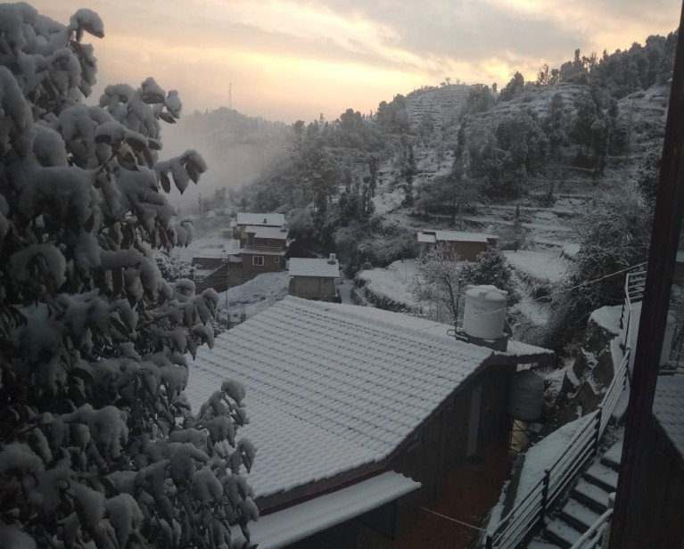 cottage in nainital