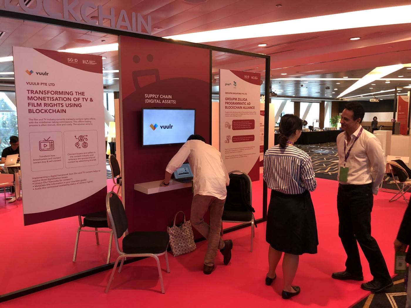 VUULR WINS SINGAPORE'S FIRST BLOCKCHAIN CHALLENGE - Vuulr - Medium