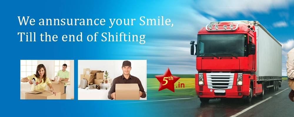 5th.in Packers and Movers Sector 23 Gurgaon