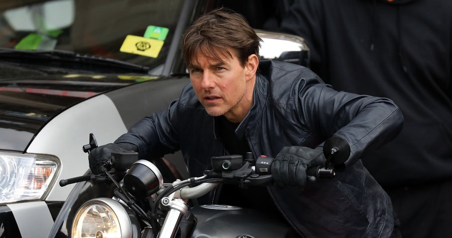Mission Impossible Fallout Tom Cruise Becomes Almost Huggable Again
