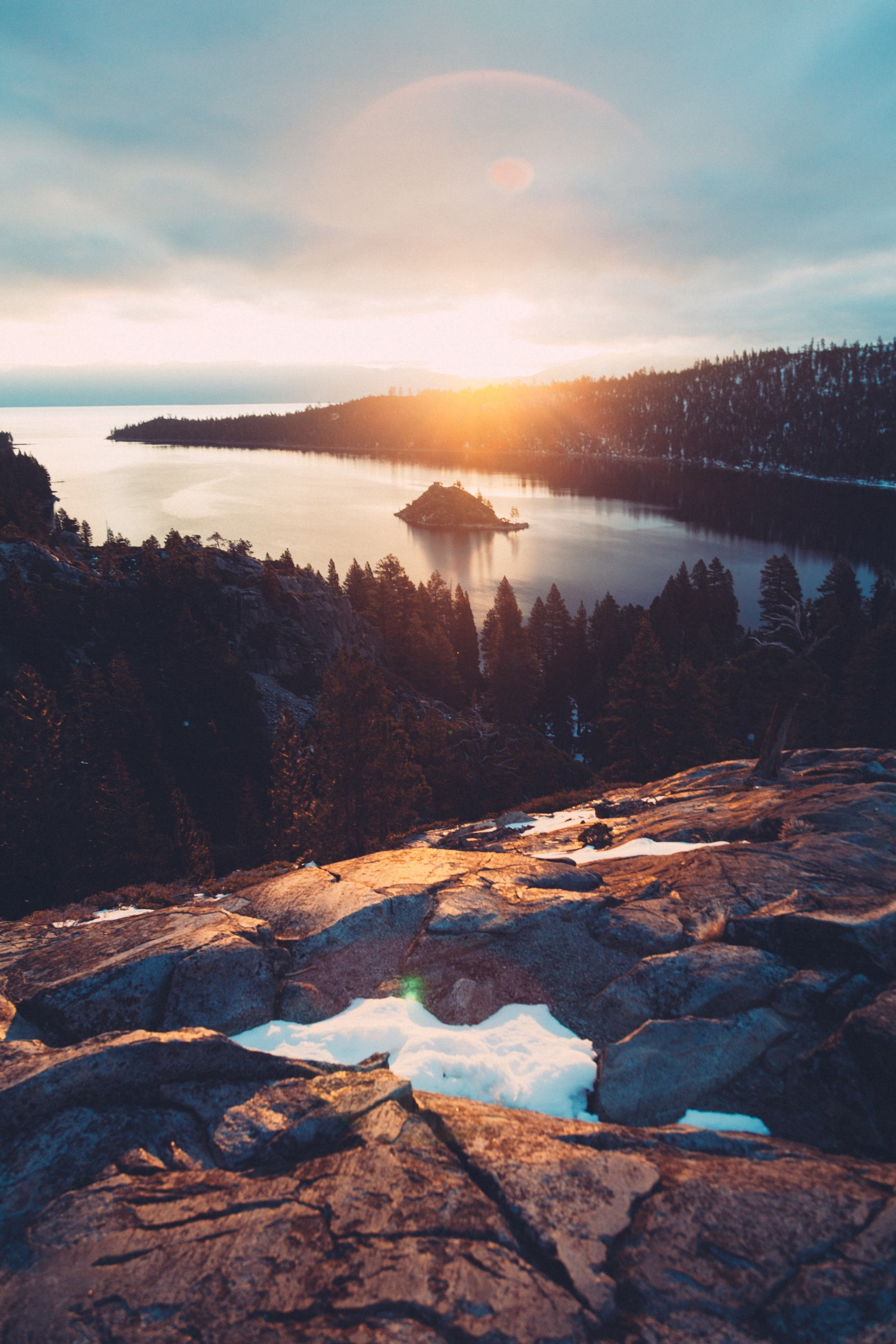 Emerald Bay State Park, South Lake Tahoe, United States Published on October 19, 2015