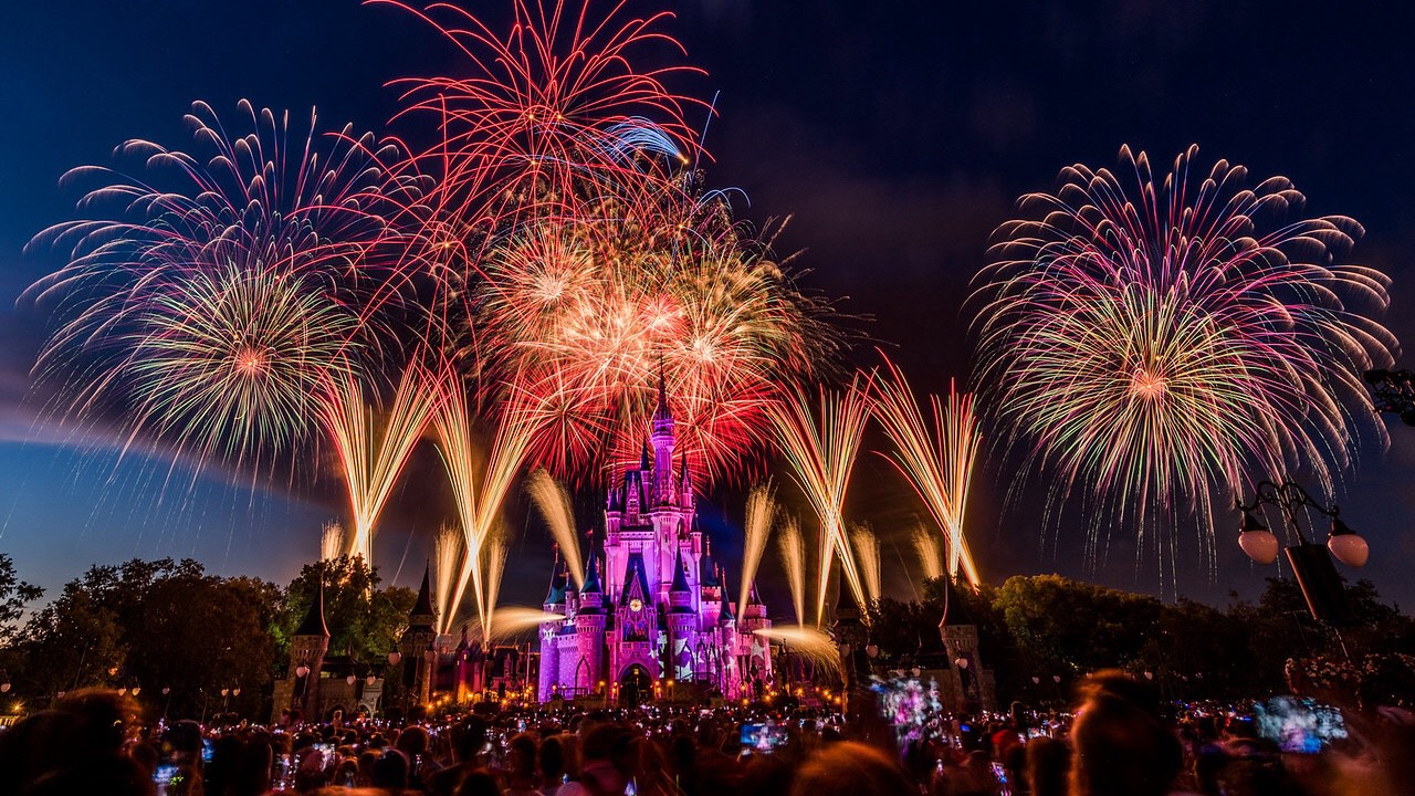 How Much Cash Does It Really Take To Put On A Disney Firework