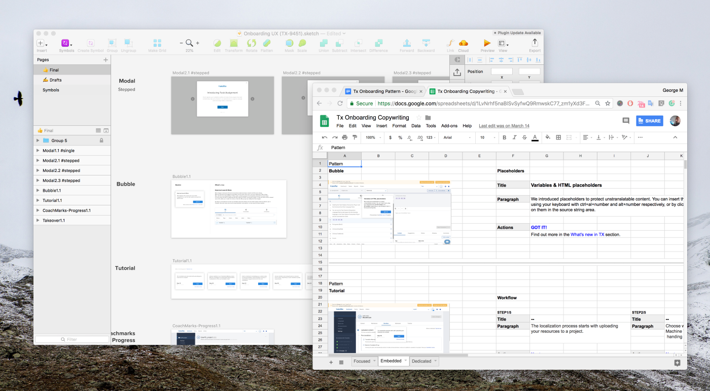 UX design with Google Docs and Sheets - UX Collective