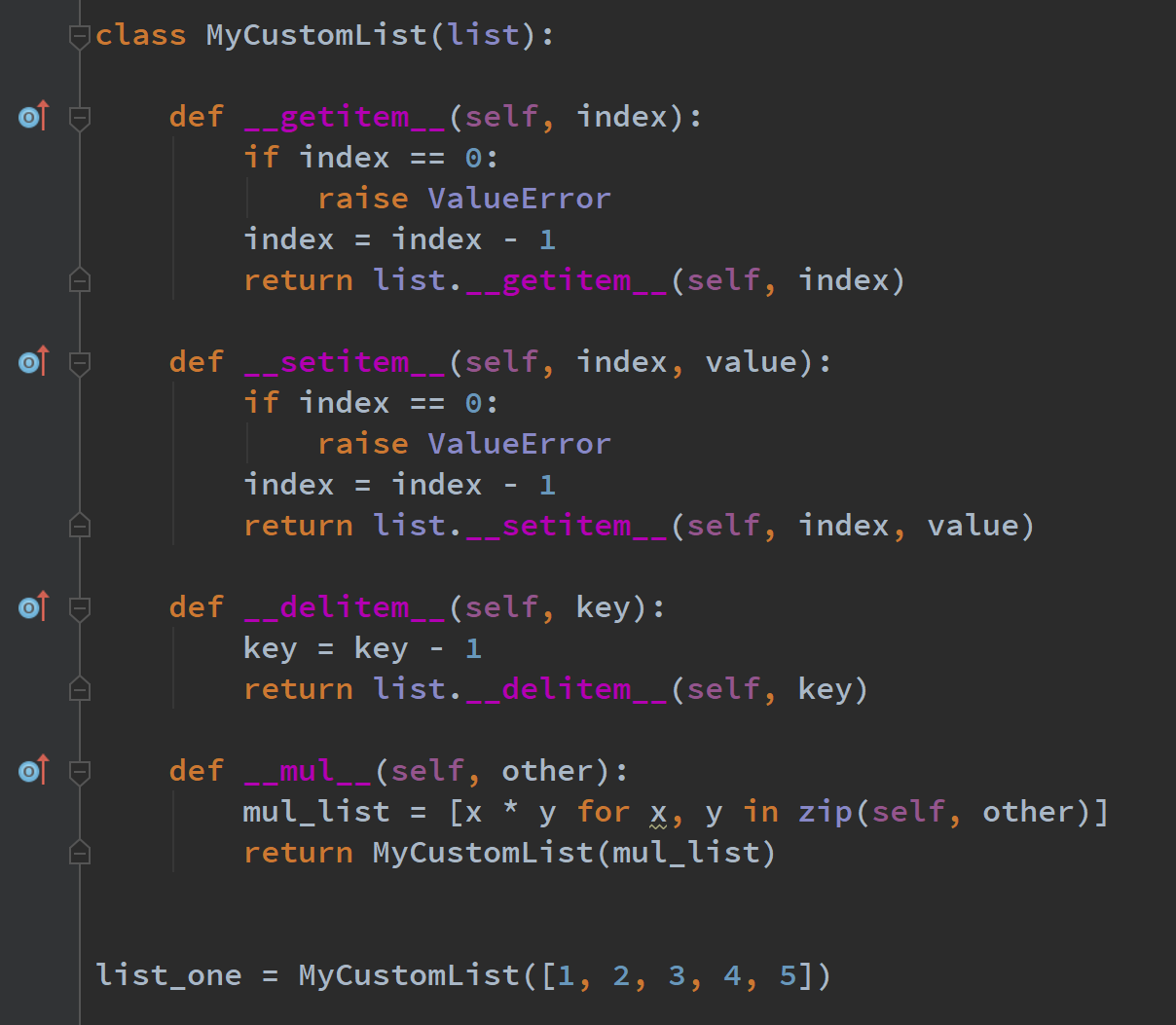 Magic Methods in Python, by example   by Stephen Fordham   Towards ...