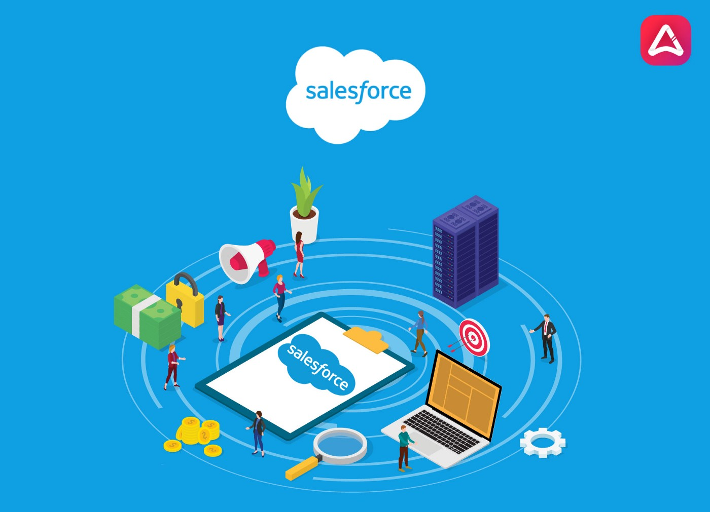 Salesforce development services