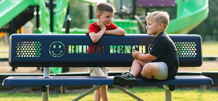What are Playground Buddies?. Consider adding this program to your… | by  Grounds For Play | GroundsForPlay | Medium