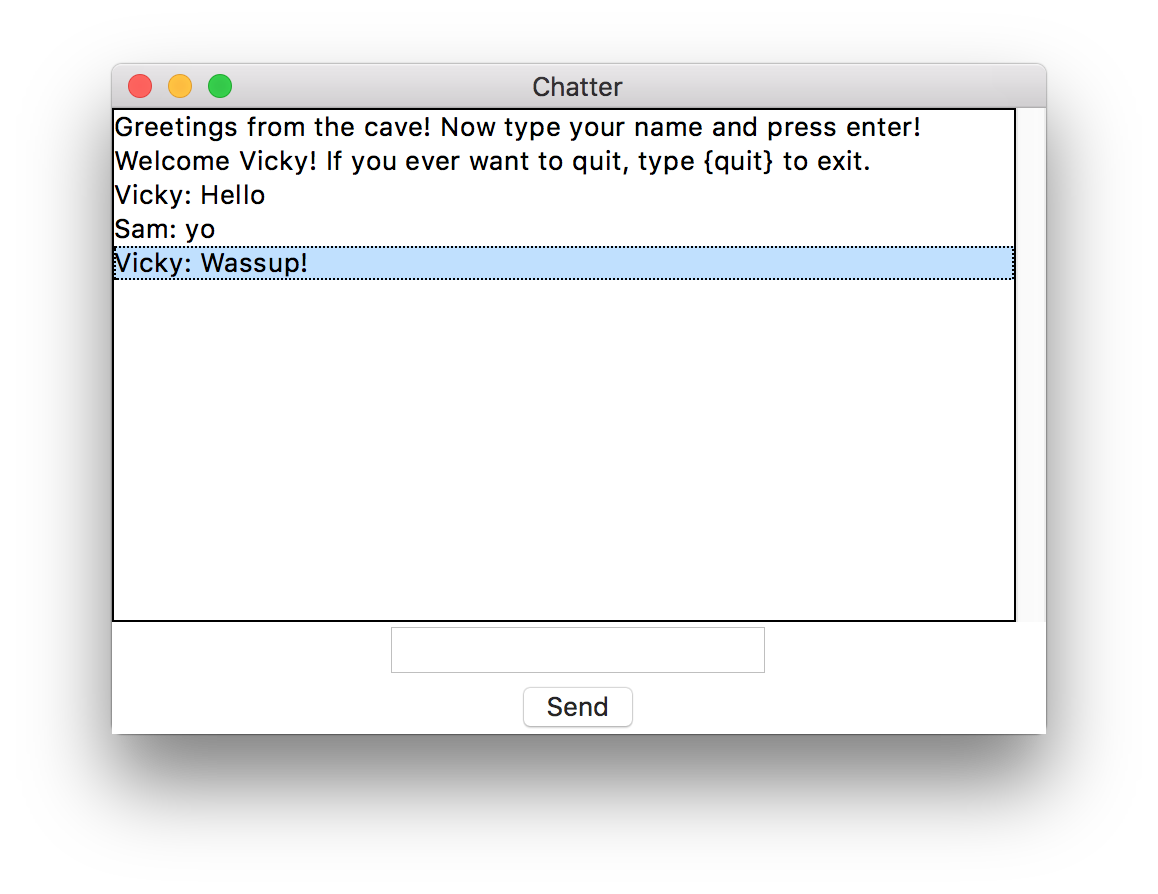 Let's Write a Chat App in Python - The Startup - Medium