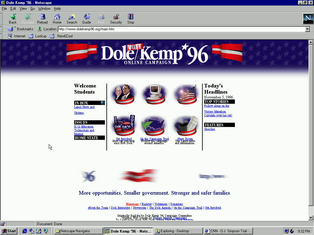 Bringing Internet Explorer 4 0 to life on Windows '95 — in 2019