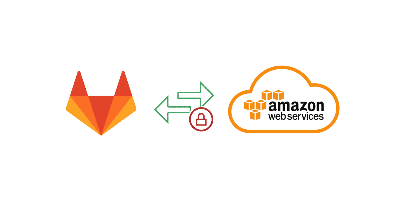 Authorize Gitlab to access AWS without access keys