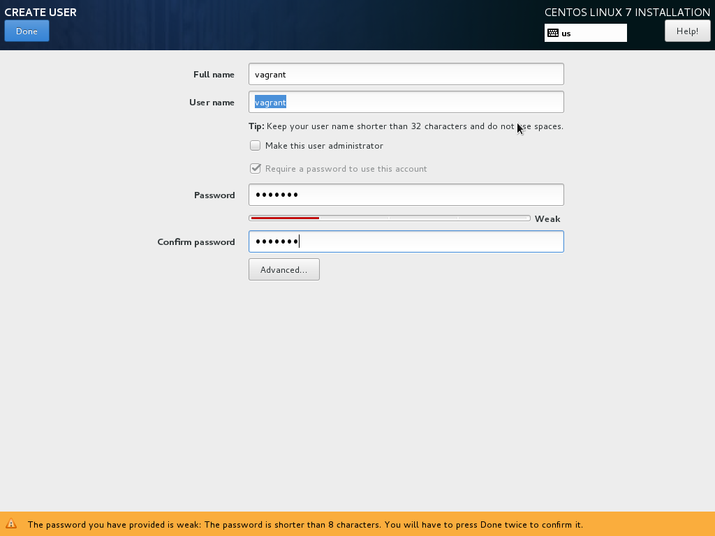 How to Create Your Own CentOS Vagrant Box - Gevorg A  Galstyan - Medium