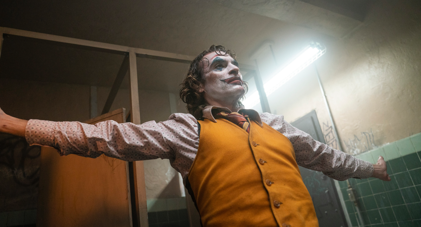 Joker Movie 2019 — Joaquin Phoenix