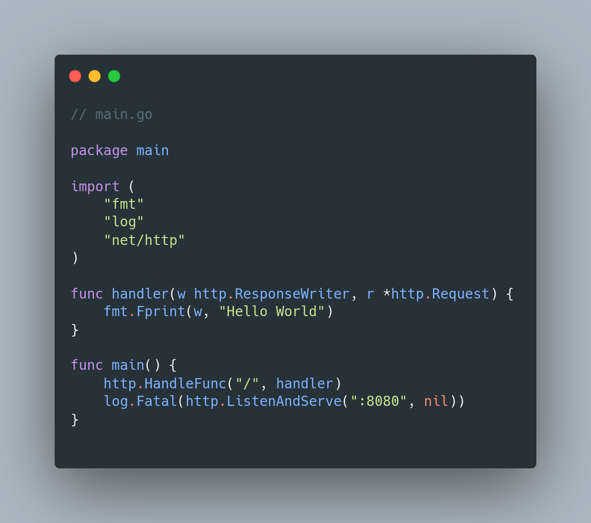 Code Snippet 1