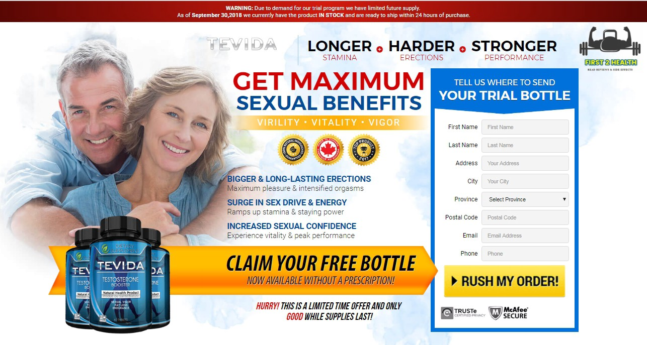 "WHERE TO BUY"" ! TEVIDA CANADA ! *(TESTOSTERONE BOOSTER CANADA*) !"