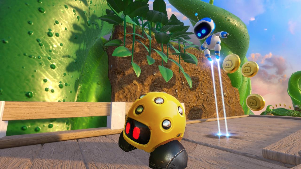 Finishing Thoughts: Astro Bot Rescue Mission - Pinksteady - Medium