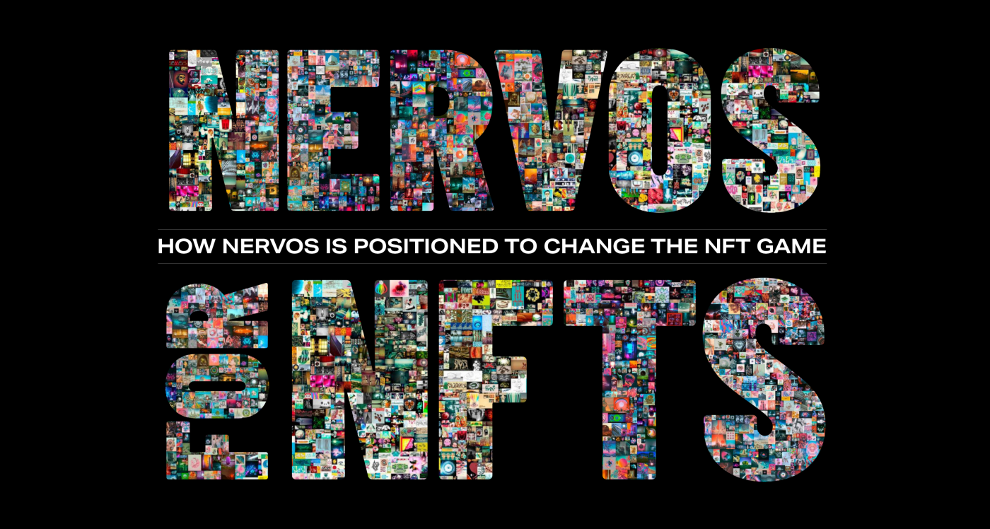 How is Nervos is positioned to change the NFT game