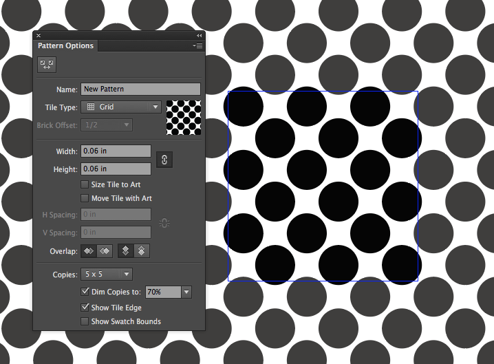 How to simplify your color palette with halftones in Adobe Illustrator