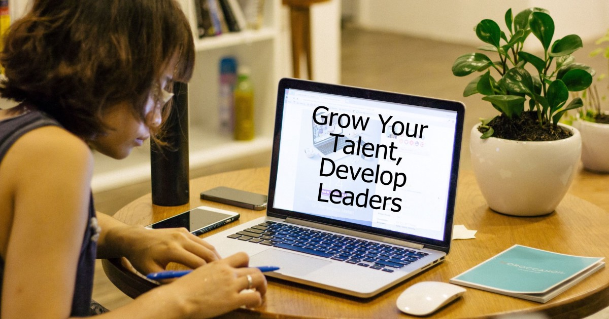 Grow your talent, Develop Leaders — Success Performance Solutions