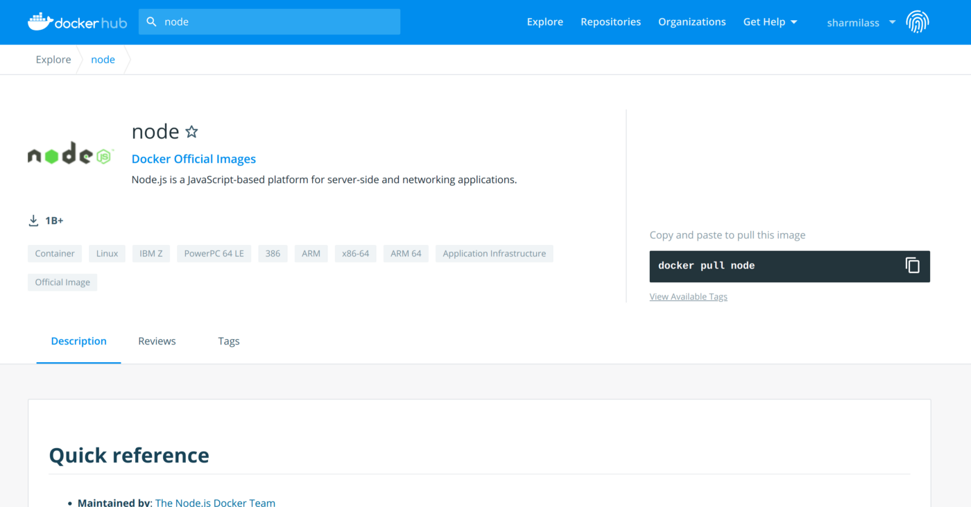 A Guide to Dockerize your Node.js Application   by Sharmila S ...