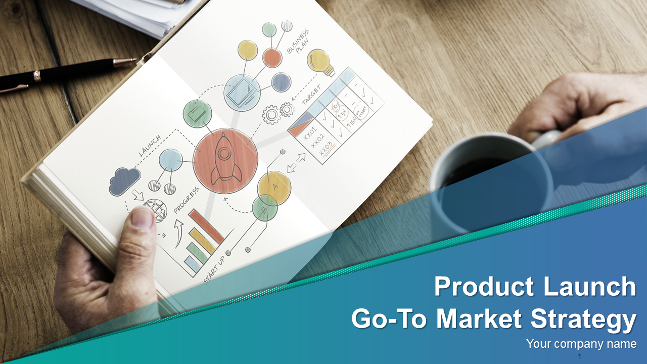 Product Launch Go to Market PPT Slide