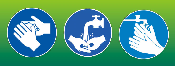 Safe Hands—Wash Hands and Fight Virus