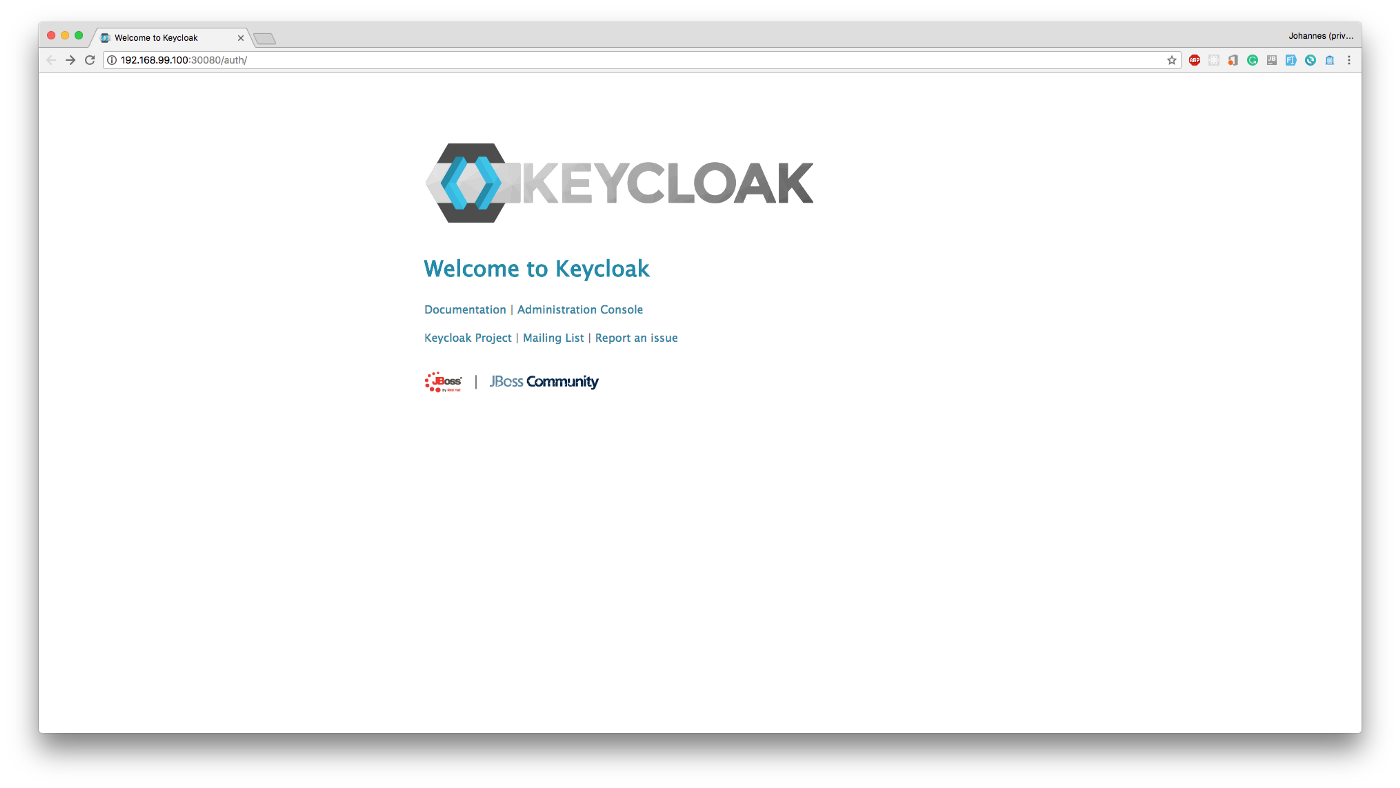 Securing Spring Boot Applications with Keycloak on Kubernetes