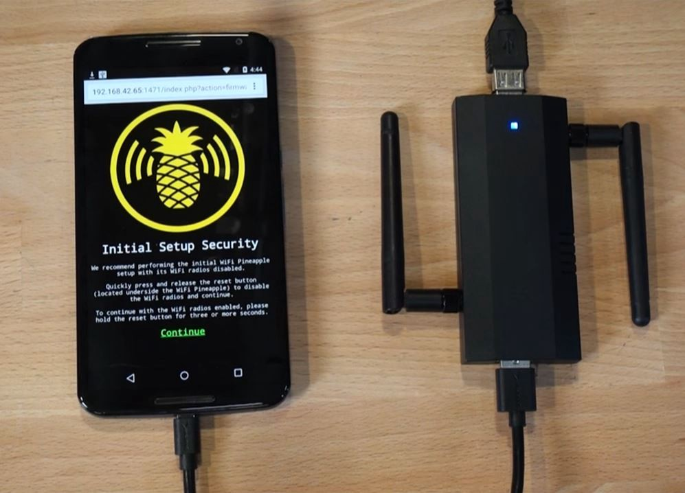 Install OpenWrt (or WiFi Pineapple ) on low cost WiFi Router