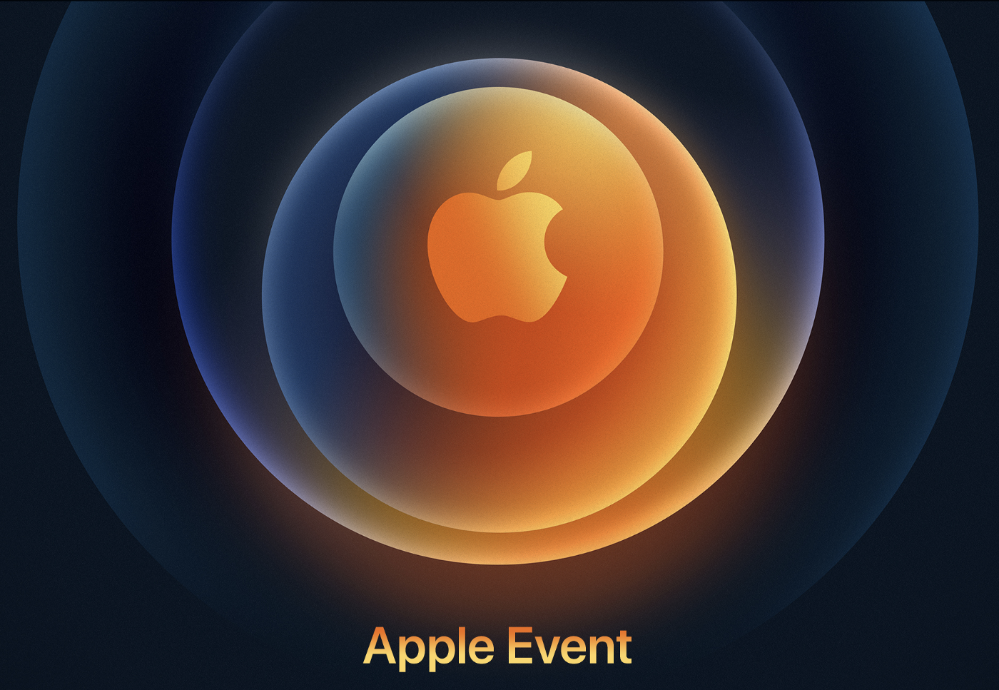 """Hi, Speed"" Apple event artwork"