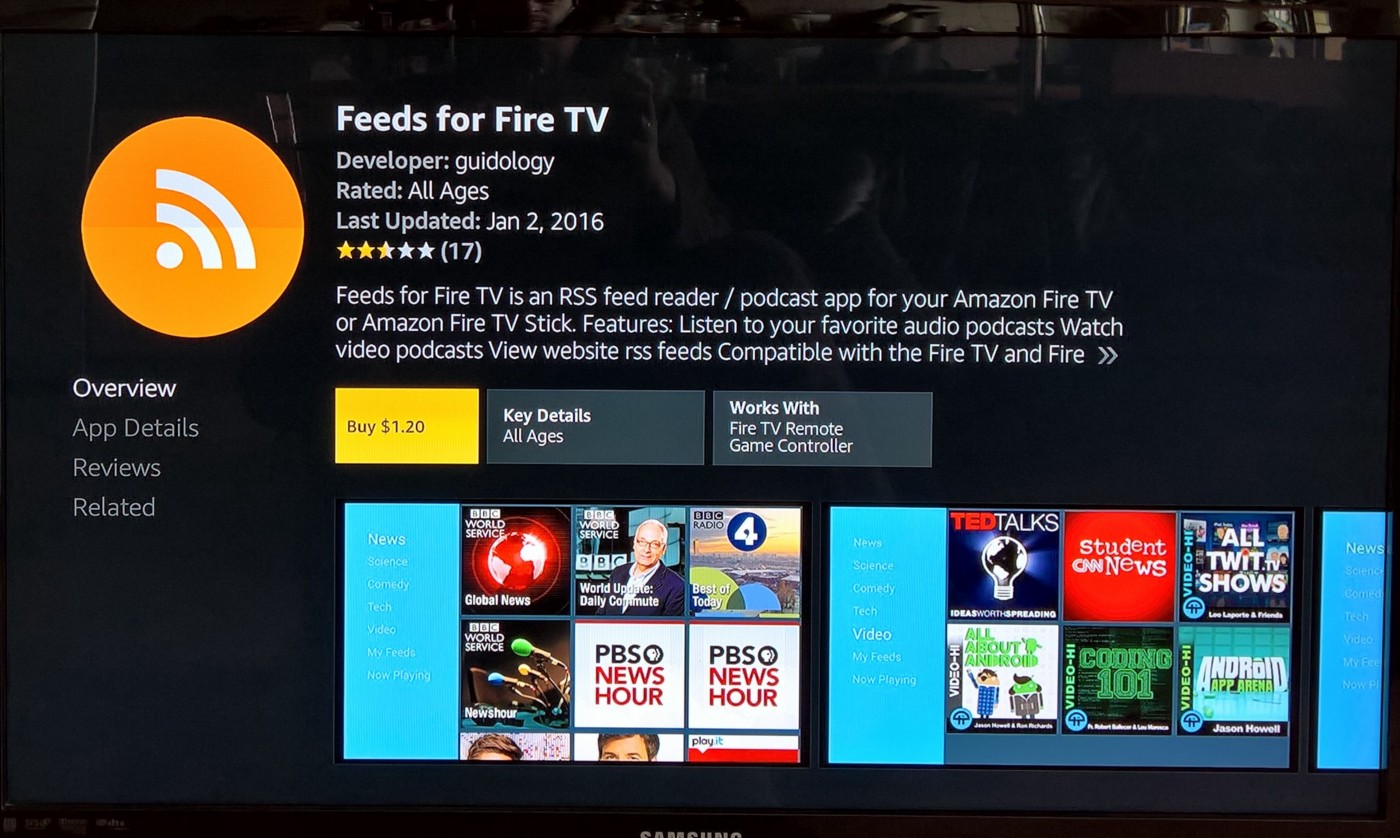 "Amazon Fire TV Stick in an ""unsupported"" market - </dev> diaries"