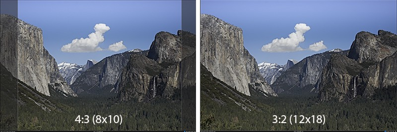 Aspect Ratio: The Reason Standard Frame Sizes Don't Perfectly Fit