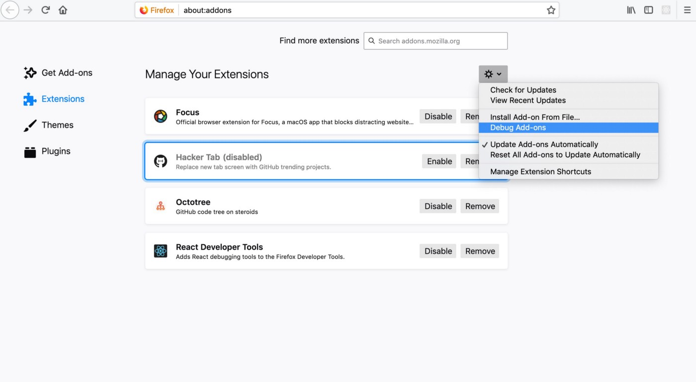 How to use React js to create a cross-browser extension in 5 minutes