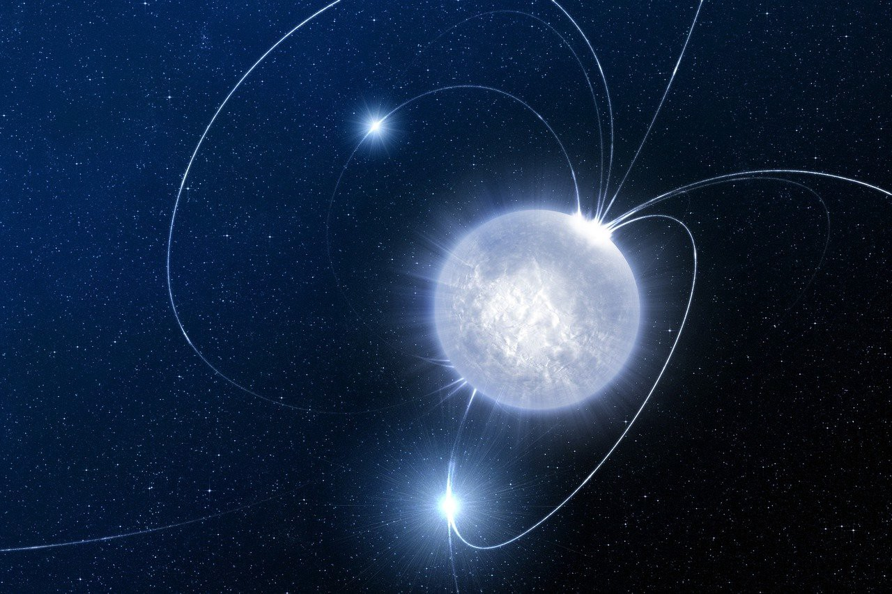 picture of a neutron star