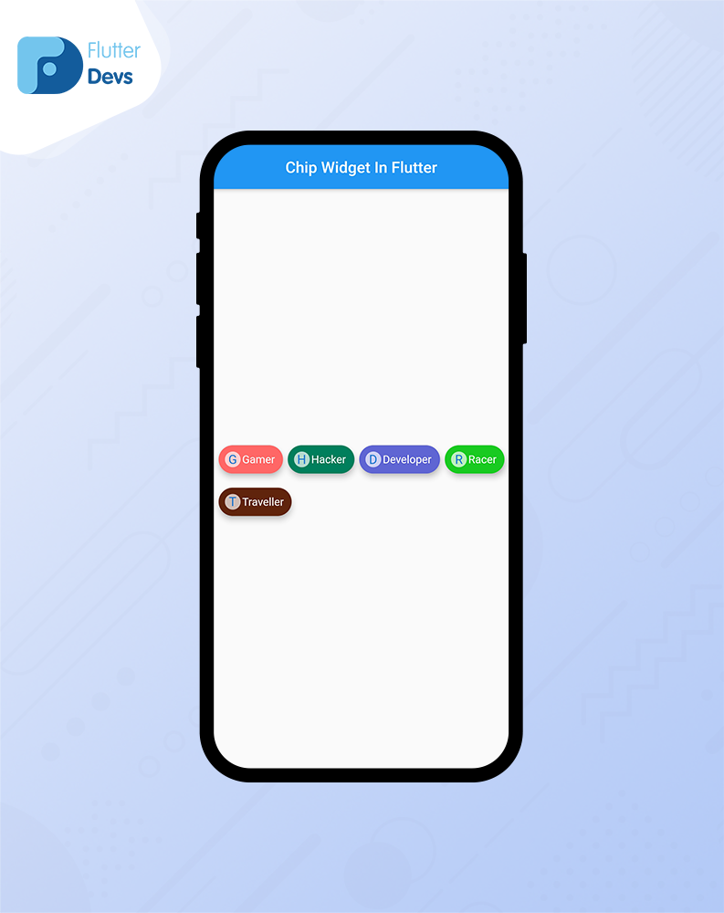 Chip Widgets In Flutter. Flutter widgets are built using a…   by ...