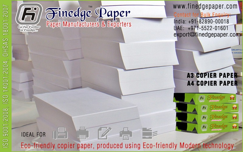 Photocopier paper, photocopy papers, laser printing paper, xerox