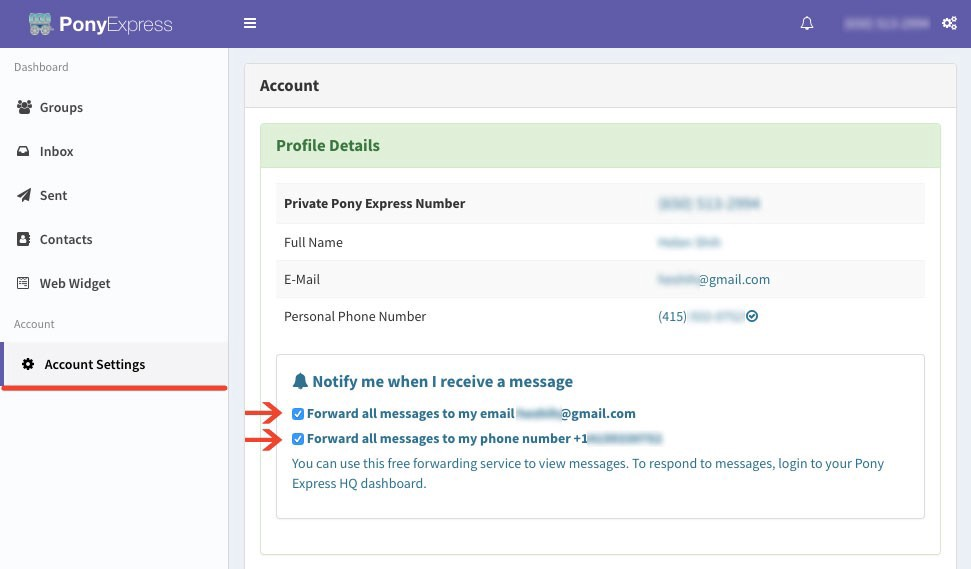 Don't Miss A Text Message: How to Forward All Incoming SMS to Your
