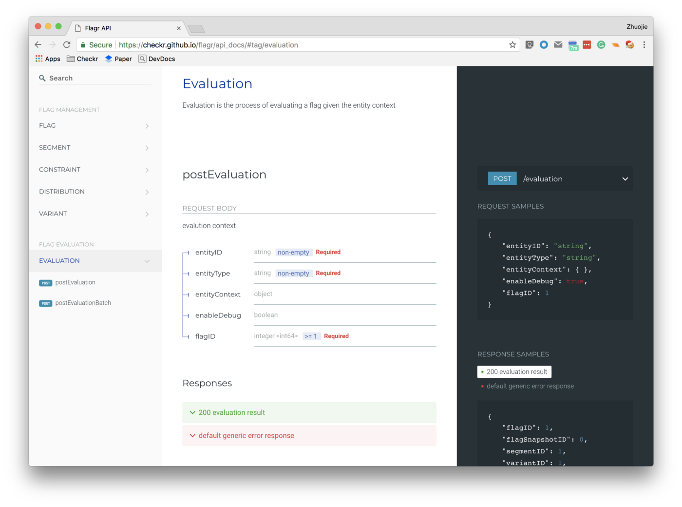 Introducing Flagr: A robust, high-performance service for feature