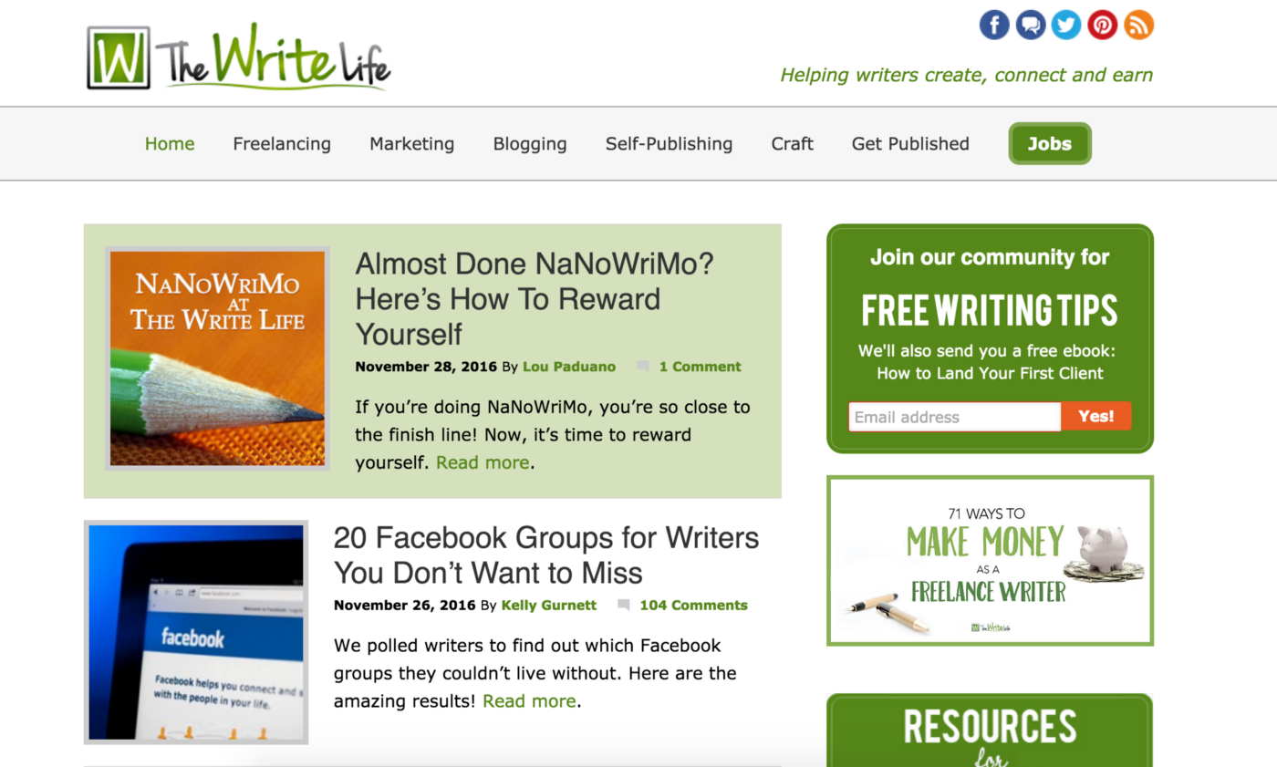 54 Guest Posting Sites You Should Submit To For More Organic Traffic