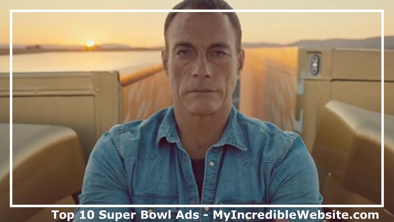 Top 10 Super Bowl Ads for 2021