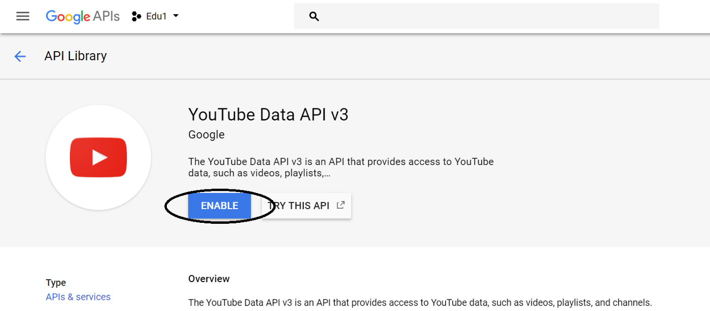 Query Google Youtube Api - Mariagegironde