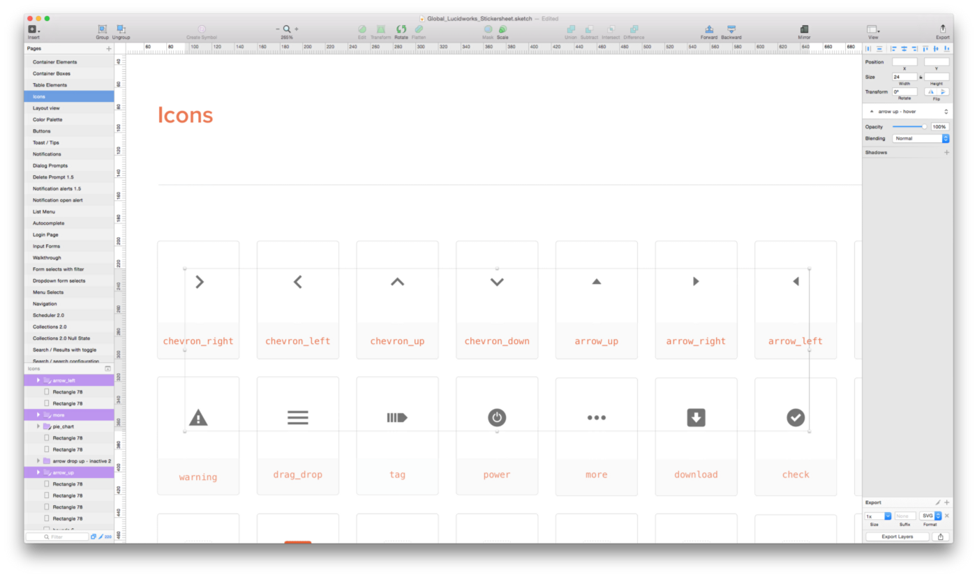 Exploring ways to export clean  svg icons with Sketch…the correct way